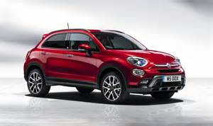 what is the cost of the fiat 500x crossover 2017   2018 best cars