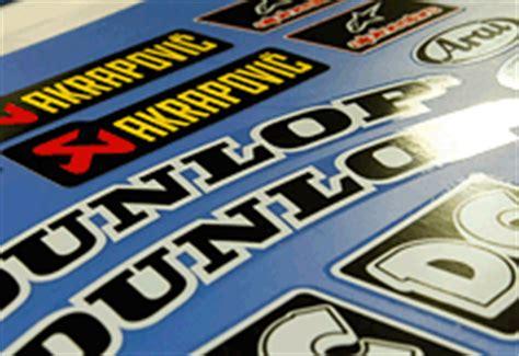 Vp Racing Aufkleber by Zxrr Moto Gp Decals Stickers 4 Kawasaki Zx6r Zx9r Zx10r