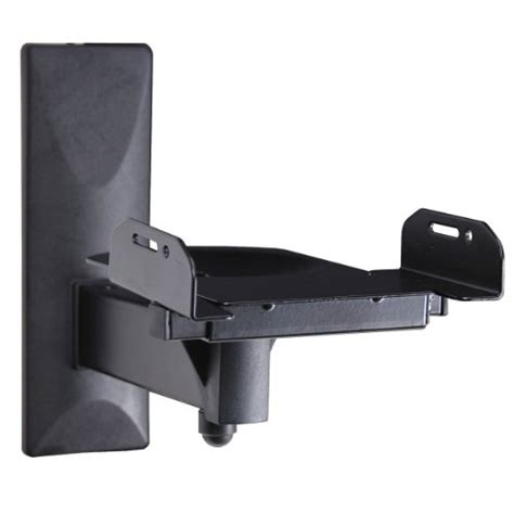 videosecu side cling bookshelf speaker wall mount