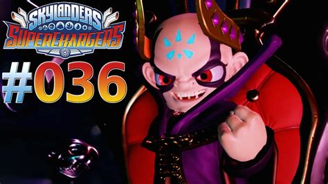 Kaos Deutscher skylanders superchargers 036 imperator kaos let s play