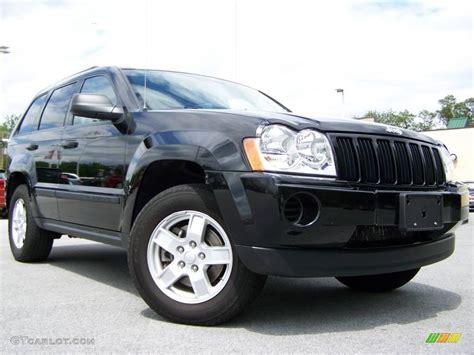 black jeep grand 2007 black jeep grand laredo 4x4 12999650