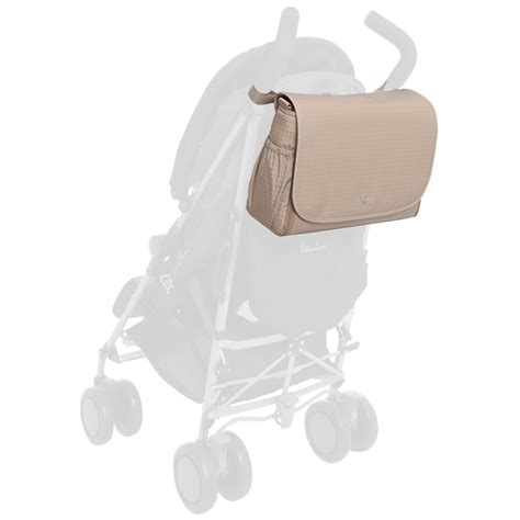 armani baby beige 3 baby changing bag set 37cm