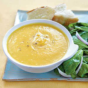 highest rated recipes on the web creamy dreamy butternut squash soup cooking light