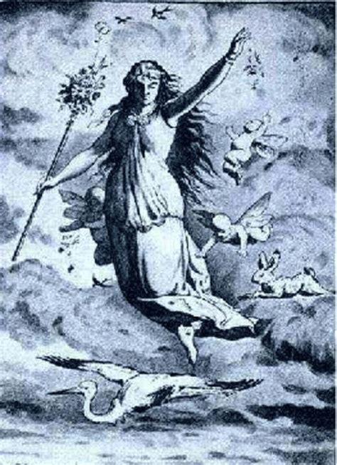 goddess easter easter the goddess of fertility was celebrated