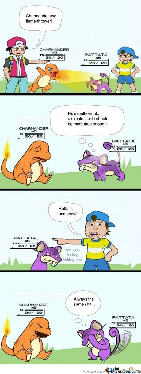 Pokemon Logic Meme - pokemon logic by mrm meme center