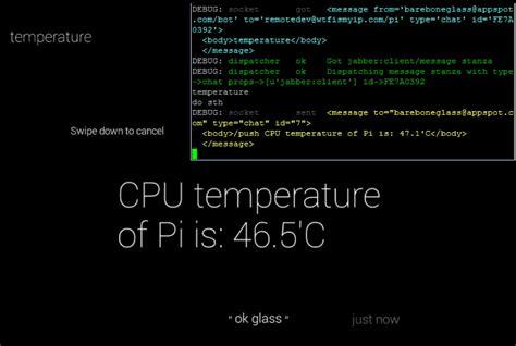 python xmpp tutorial tutorial google glass talks to raspberry pi with xmpp