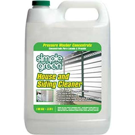 house and siding cleaner simple green pressure washer house siding cleaner