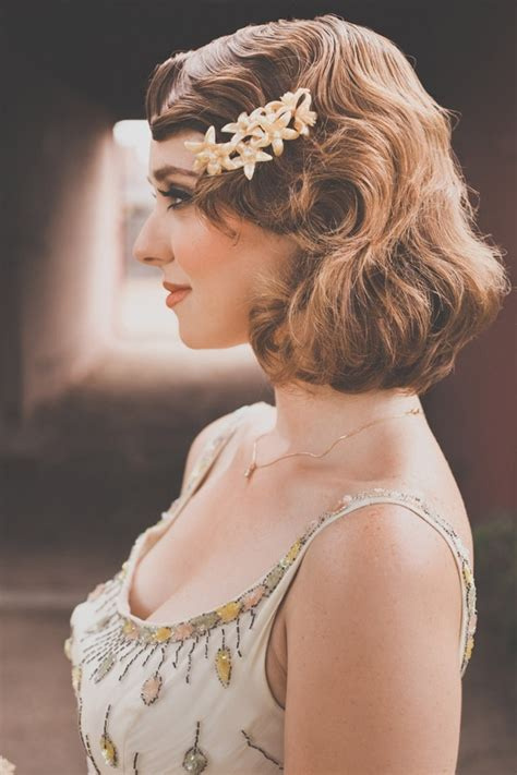 Vintage Bridal Hair 2013 by Vintage Waves Bridal Hair Inspiration