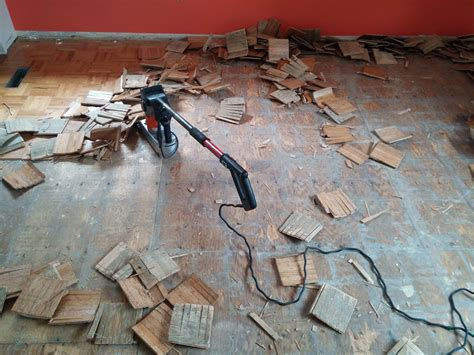 how to remove parquet flooring article from gimme shelter