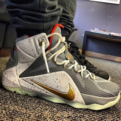 custom nike id basketball shoes nike id lebron 12 custom 187 the landfillharmonic
