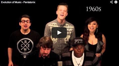 song pentatonix pentatonix evolution of music
