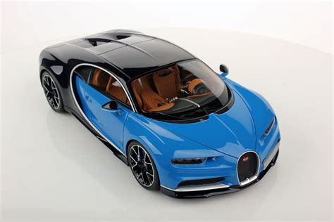 model of bugatti bugatti chiron 1 18 mr collection models