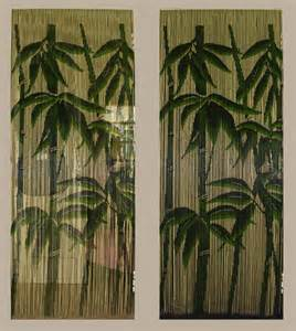 Bamboo Door Curtains This Year S Most Popular Hawaiian Gift Quality Bamboo Bead Curtains With Great Tiki Surfers