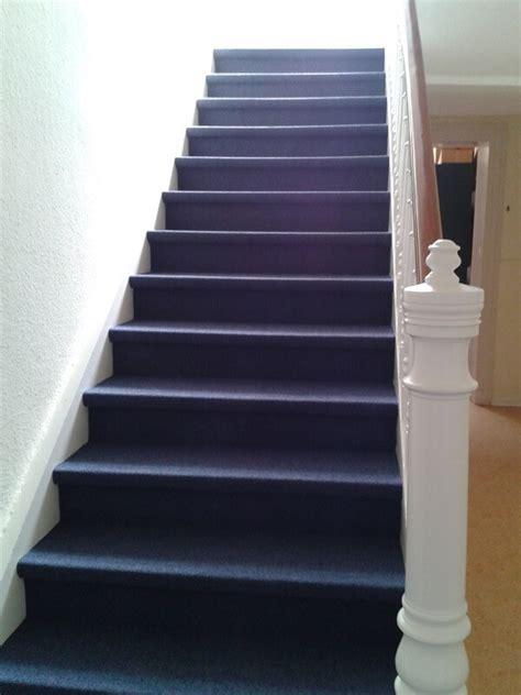 treppe mit teppich teppich idee treppe