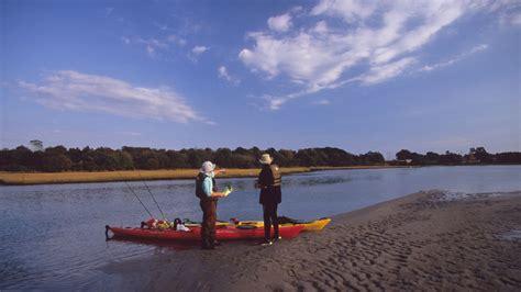 public boat launch rhode island narrow river new england boating fishing