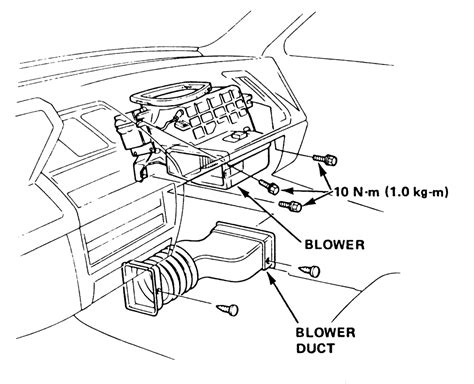 auto air conditioning repair 1998 acura integra engine control saab 9 3 blower motor resistor location get free image about wiring diagram