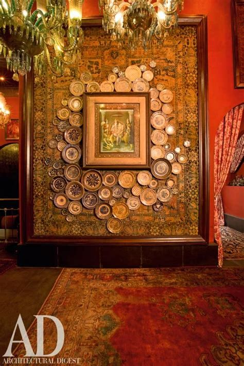Indian Decor Store by Ceramic Plates Adorn The Walls Of Sabyasachi S New Store