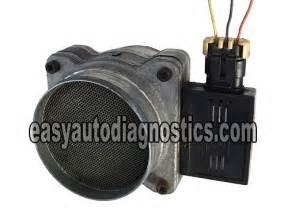 P0102 Chevrolet Part 2 How To Test The Gm Maf Sensor 3 1l 3 4l 4 3l 5