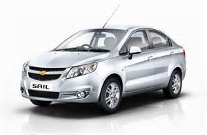 Chevrolet Sail Hatchback General Motors India Launches New Chevrolet Sail Sedan
