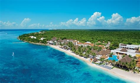 all inclusive sunscape sabor cozumel stay with airfare from travel by jen in cozumel groupon
