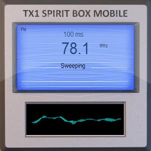 ghost box apk app tx1 spirit box mobile apk for windows phone android and apps