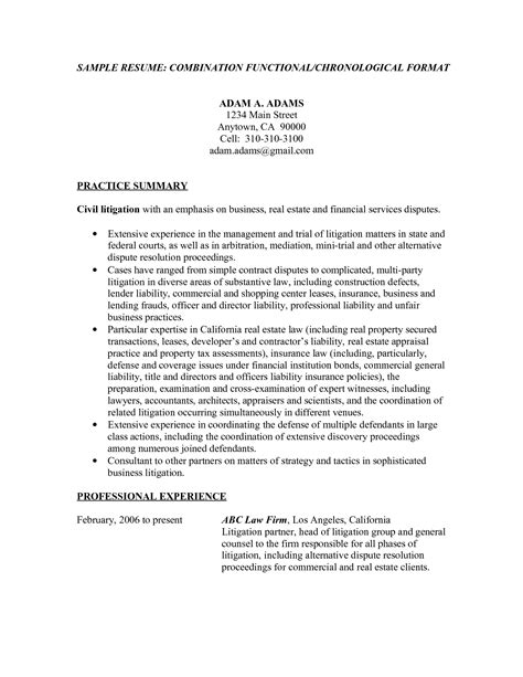 Resume Title Exles Skills Resume Vs Chronological Worksheet Printables Site