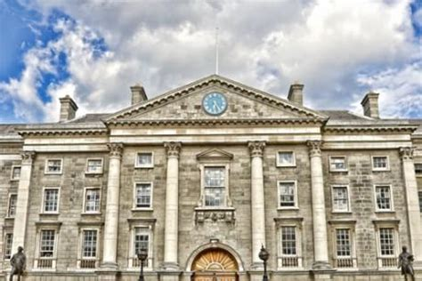 Mba Programs In Dublin Ireland by College Dublin Tcd School Of Llm Guide