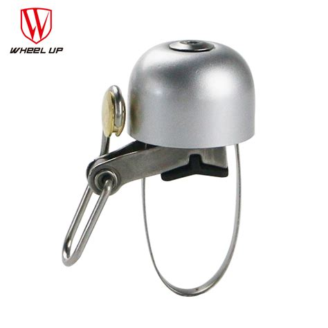Sound Bell Up wheel up copper alloy stain less ordinary bicycle ring