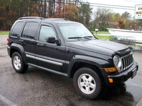 2005 Jeep Liberty Tire Pressure Buy Used 2005 Jeep Liberty Crd Tdi 4x4 Limited 2 8l Diesel
