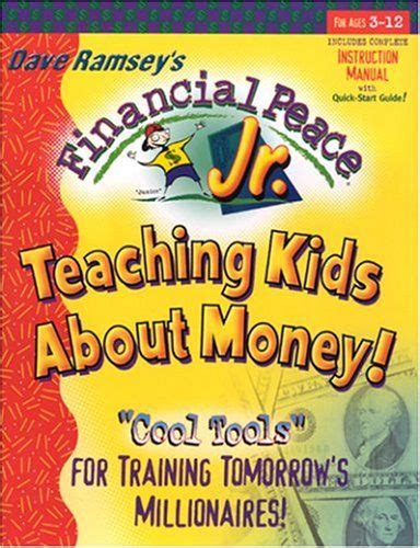 financial peace junior kit teaching how to win with money 25 best images about books on dunaway