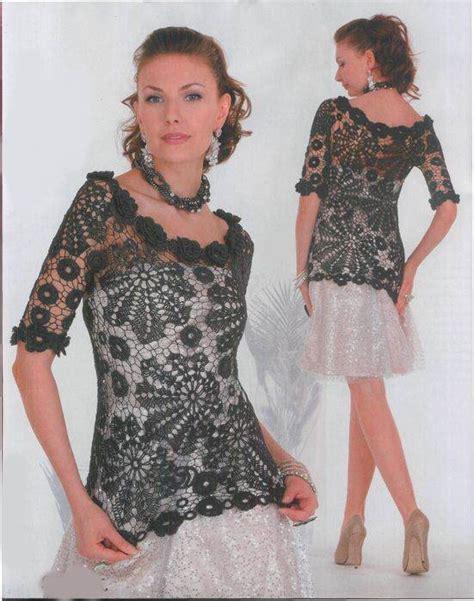 Nera Tunik 231 i 231 ek desenli g 252 l motifli siyah bluz trendi 187 by nihals