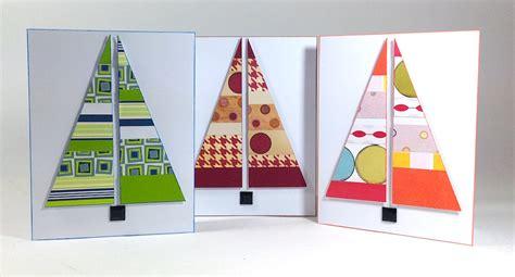 modern stripes handmade card for favecrafts