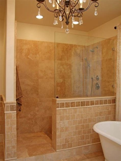 Pictures Of Walk In Showers Without Doors Tiles In Shower Without Doors