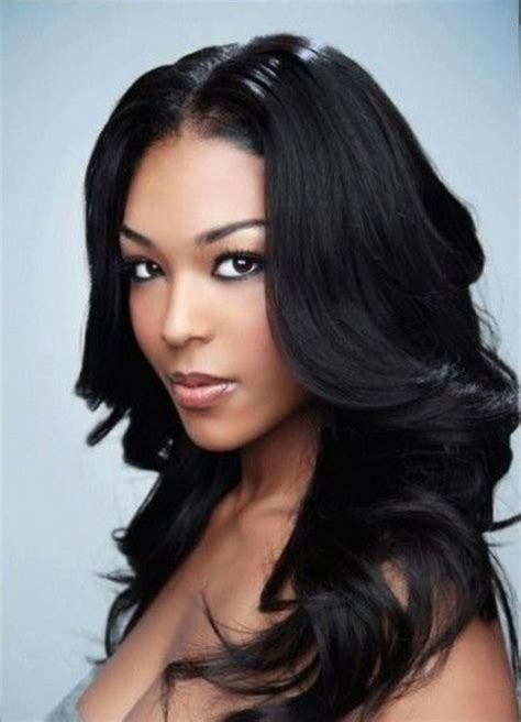 Hairstyles To Do With Weave by Hairstyles You Can Do With Weave