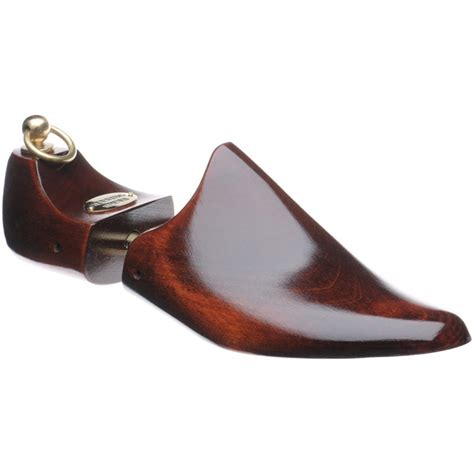 shoe tree herring shoes herring sale small item premier shoe tree in polished wood at herring shoes