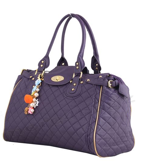 Quilted Designer Handbags by Designer Inspired Leather Look Quilted Boutique