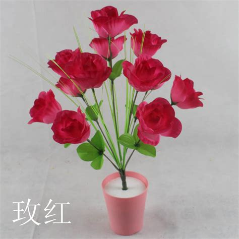 cheap silk flower centerpieces get cheap silk flower arrangements aliexpress alibaba