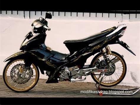 Cdi Racing Yuzaka Transparan Shogun 125 drag modification modif drag race fcci drag suzuki shogun 125 drag modification