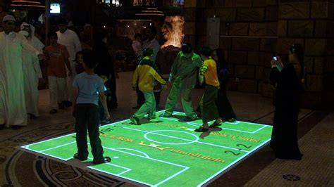 soccer interactive luminvision limited interactive projection new release