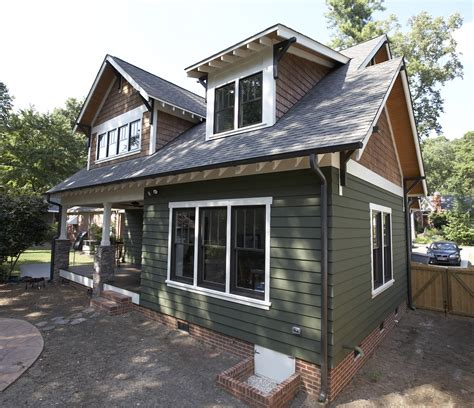 siding styles for houses craftsman style home with james hardie artisan siding in