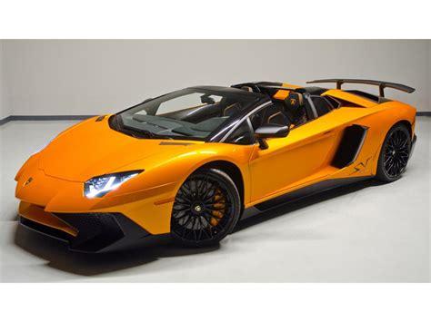lamborghini aventador sv roadster orange 2016 lamborghini aventador lp 750 4 sv roadster for sale in nashville tn stock la04511p