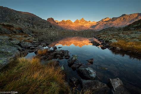al lago alba al lago nero trentino juzaphoto