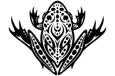 tribal leopard frog john schwegel