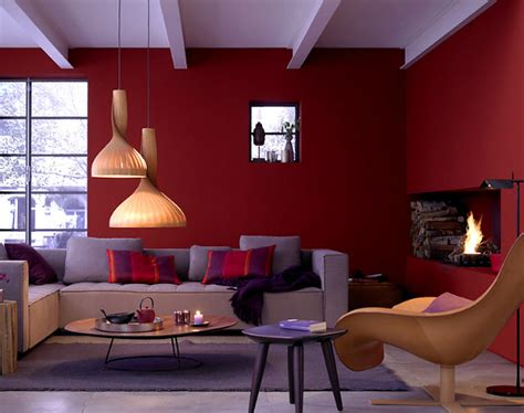 purple color for living room 10 reasons to decorate your home with bold colors 24 pics decoholic