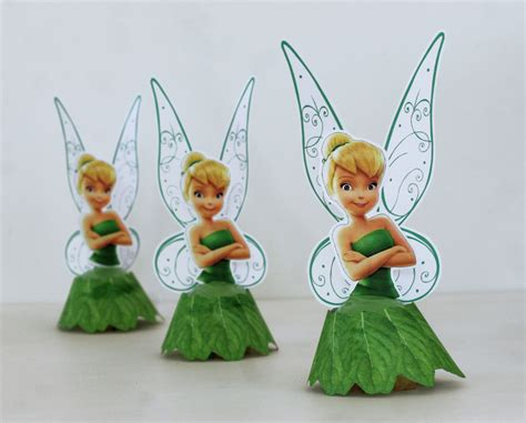 free printable tinkerbell party decorations tinker bell cupcakes with free printables growing up