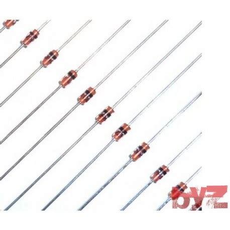 6 8v zener diode tcbzx55c 6v8 diode zener single 6 8v 500mw do 35 2 byz