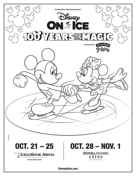 Coloring Pages Disney On Ice | disney on ice coloring pages coloring pages