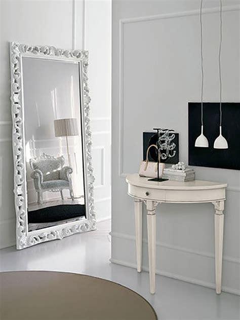 specchio da arredo specchi da arredo moderni specchio moderno argento su