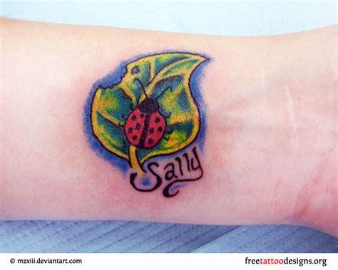 cute ladybug tattoo designs tattoos and ideas 100 designs