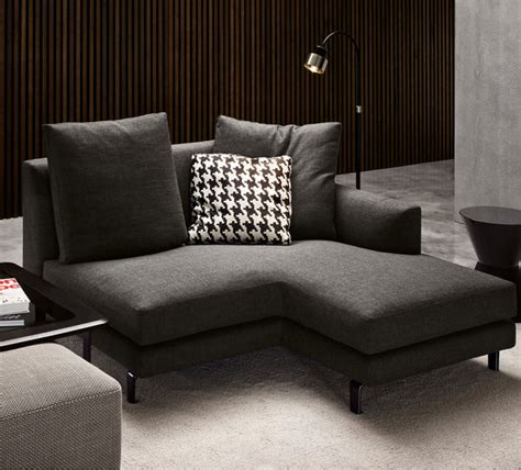 daybeds and chaises minotti allen chaise longue modern indoor chaise